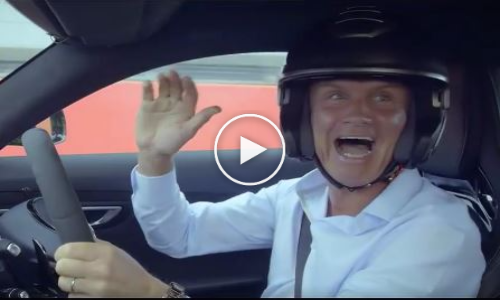 David Coulthard and Mark Webber take to the Silverstone circuit to re-live some of the best moments at Britain's temple of speed