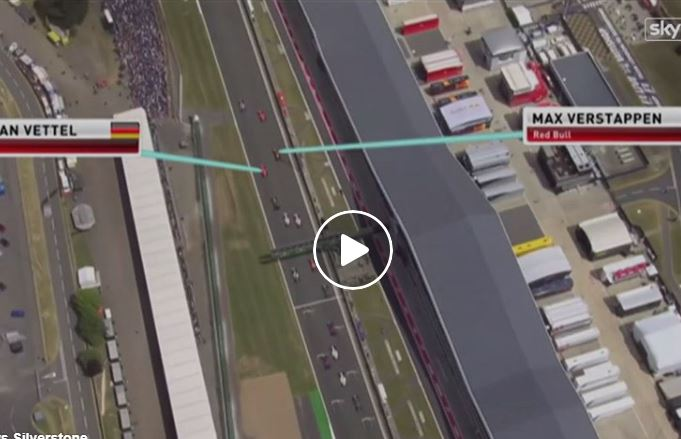F1 Sky Analyses the 2017 British GP at Silverstone