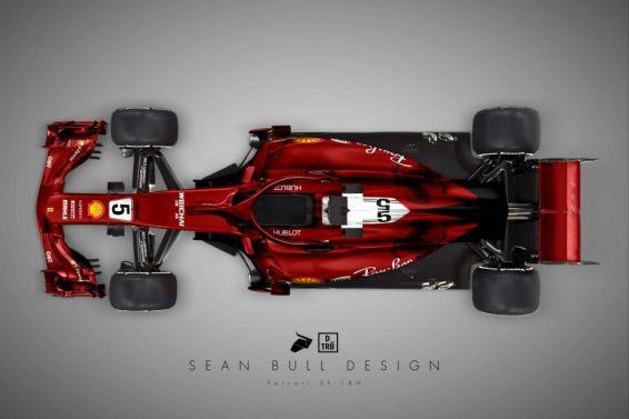 Designer Shows Ferrari F1 2018 Sportvideos Tv