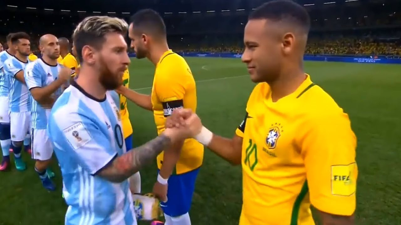 The Day Neymar Made Lionel Messi Angry