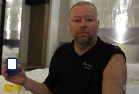 Vlog 2: Barney Battles Diabetes
