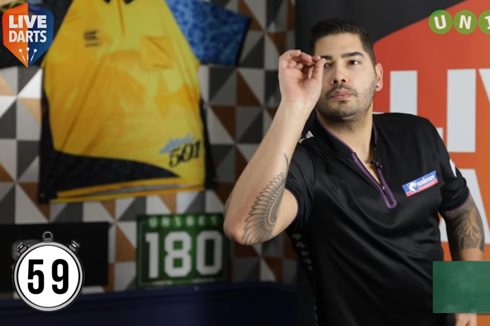 Jelle Klaasen Has A World Record Attempt For Highest Score