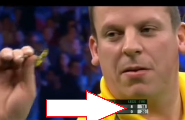 The Best Darts Comeback We Have Ever Seen