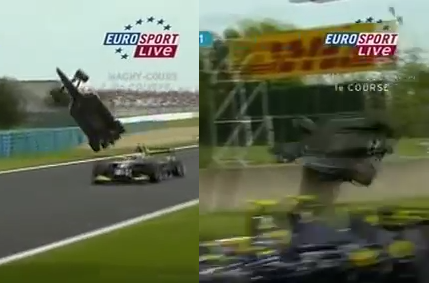 French Grand Prix Was Really Dangerous Back In 2007
