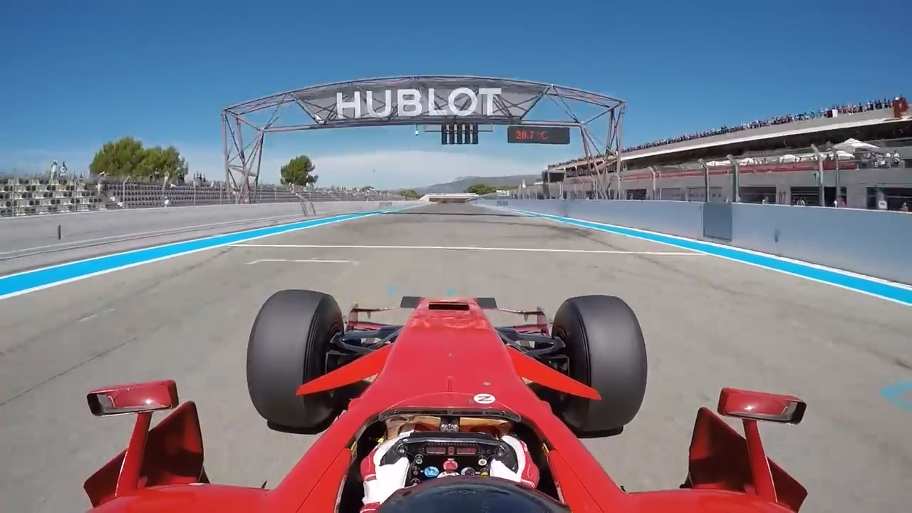 Take A Look At The Grand Prix Of France 2018
