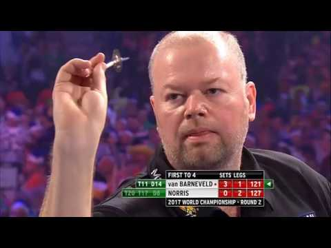 PDC World Darts Championship 2017 – All the high finishes day 10