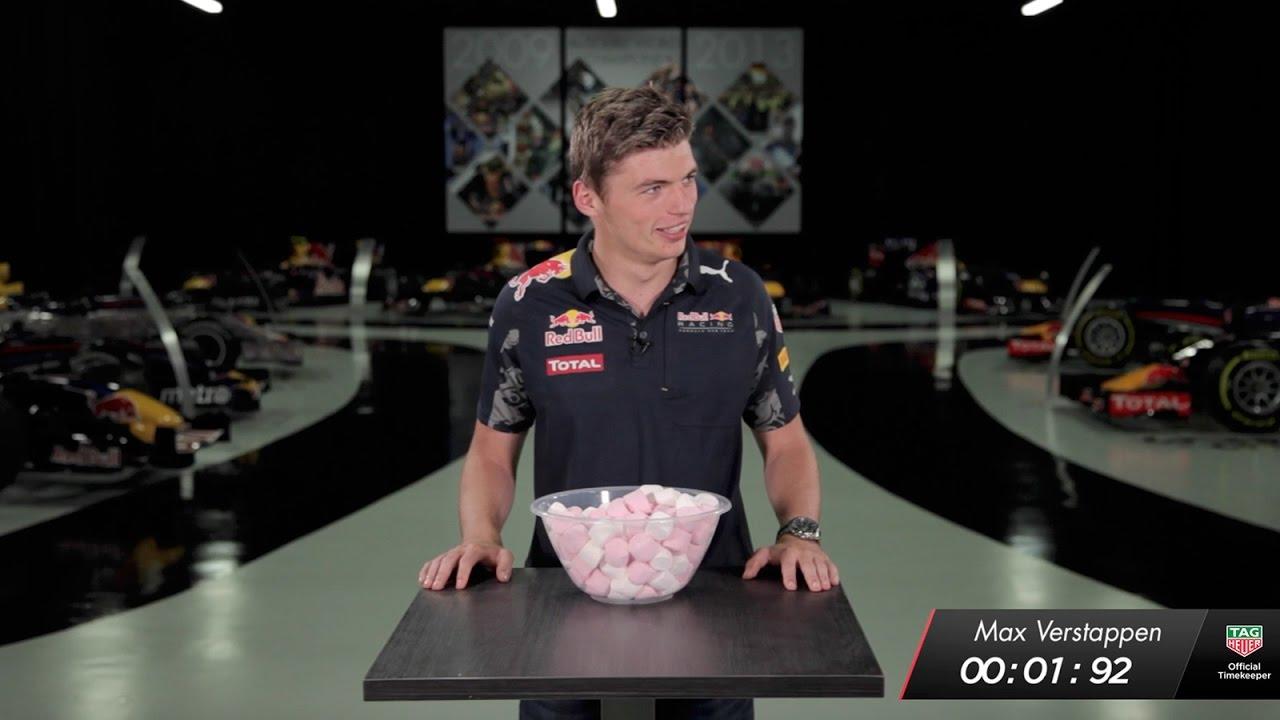 The Red Bull Racing 1.92 Second Challenge: Get Mellow! – Max Verstappen