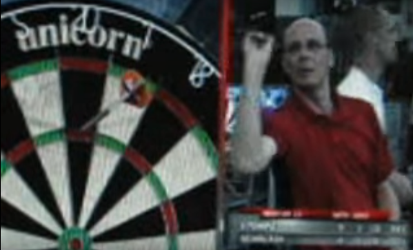 Co Stompé Hits First Ever Filmed Double In Double Out 9-Darter
