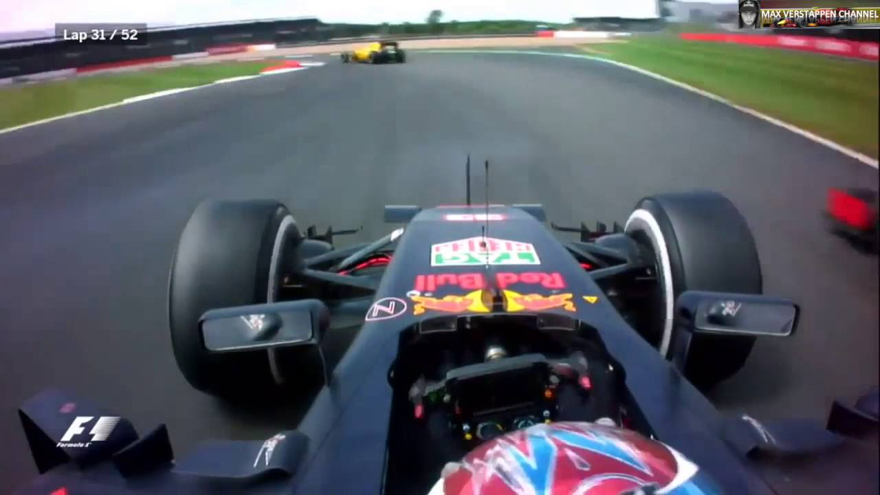 F1 2016 Great Britain BEST OF Onboard Moments HD. MUST SEE!
