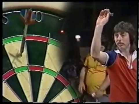 The Slowest Dart Player Ever – 1985 BDO Dry Blackthorn Cider Masters