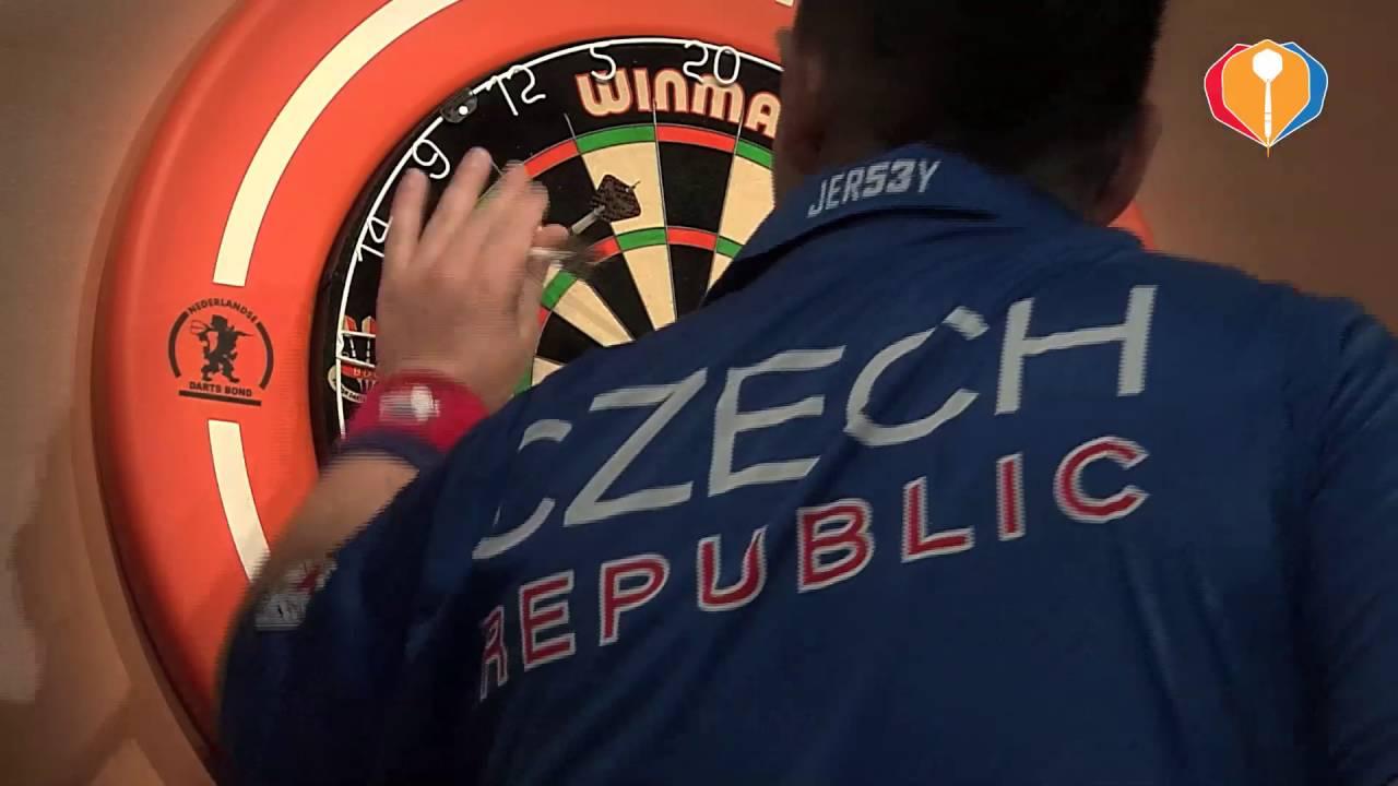 WDF Europe Cup Darts 2016 – Czechoslovakia-Sweden  (Men's Singles)