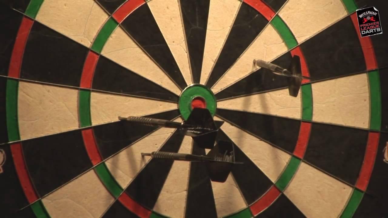 Adrian Lewis Trick Shot – Underarm Darts