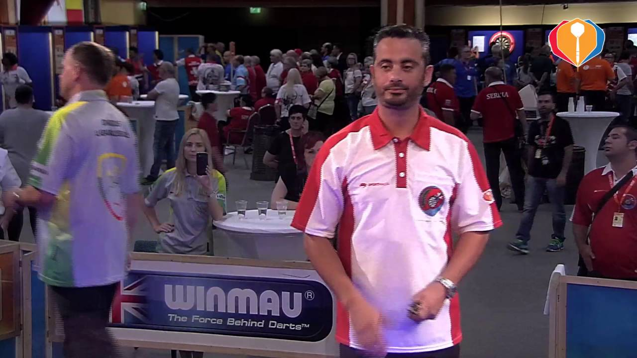 WDF Europe Cup Darts 2016 – Malta-Lithuania (Men's Singles)