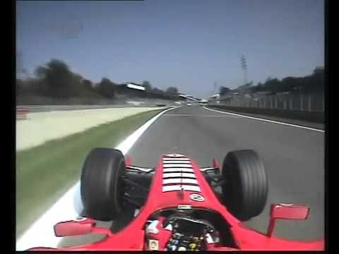F1 Monza 2005 – Michael Schumacher Epic Onboard Action