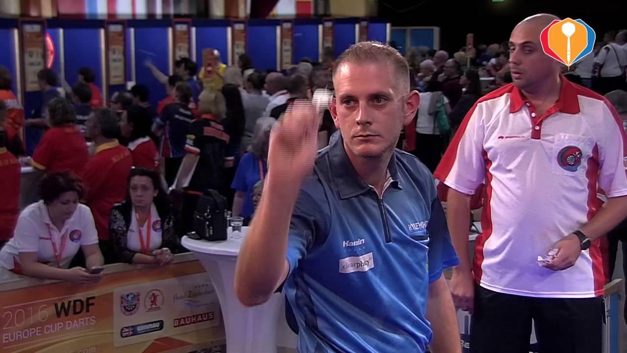 WDF Europe Cup Darts 2016 – N. Ireland-Malta (Men's Singles)
