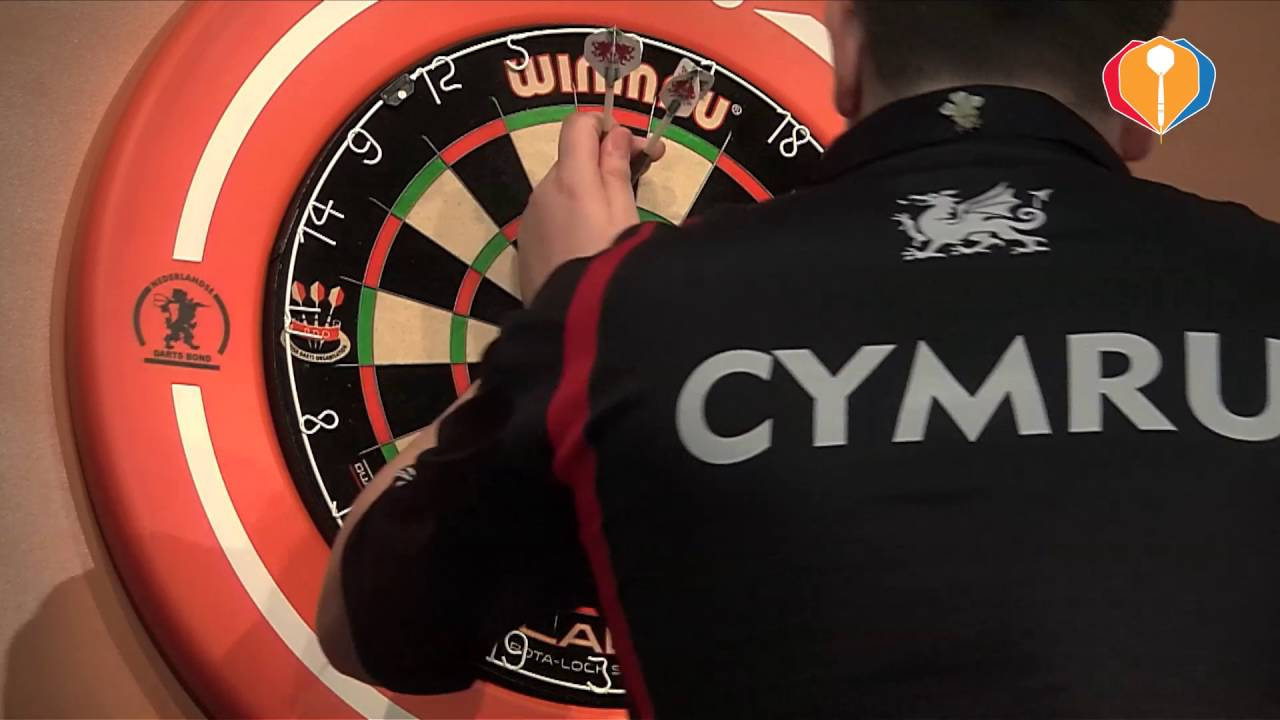 WDF Europe Cup Darts 2016 – Netherlands-Wales (Men's Teams)