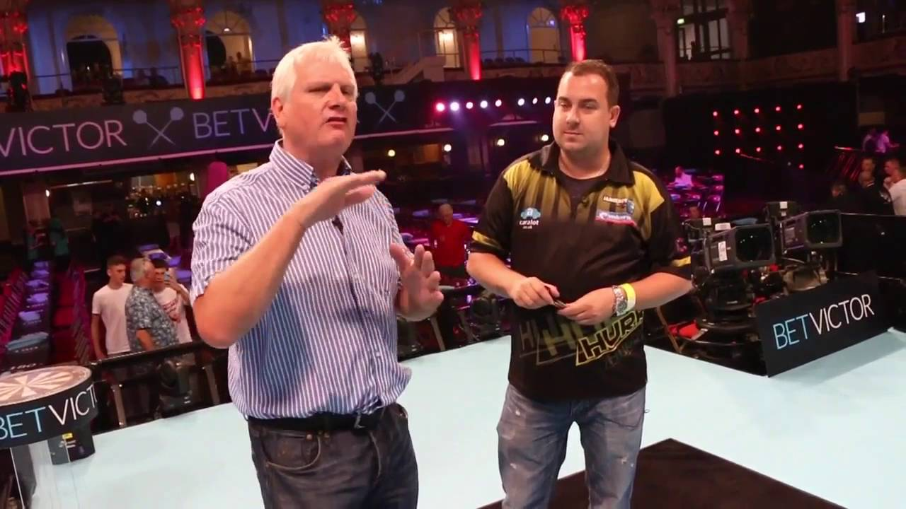 Kim Huybrechts – Throw, Stance, Grip