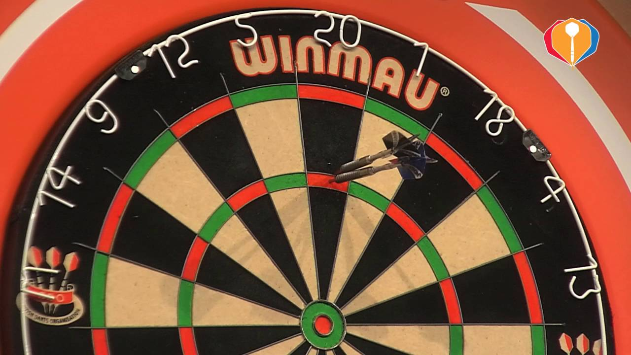 WDF Europe Cup Darts 2016 – Luxembourg-France (Men's Singles)