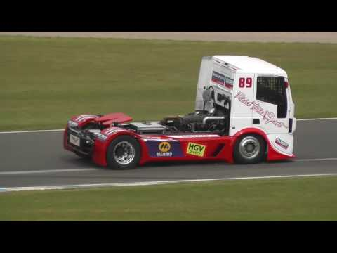 BTRA – Donington Park – 24th July 2016