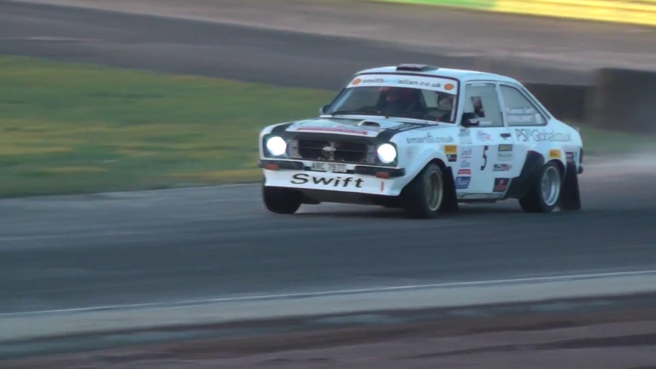 Swift Signs Stages Rally – Croft – 27th December 2016
