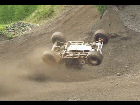 Wide Open Jump Goes Wrong – Formula Offroad Ler 2015!