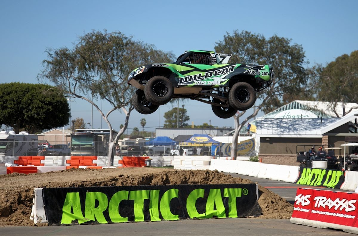 2015 Costa Mesa – Stadium SUPER Trucks – CBS Sports Network