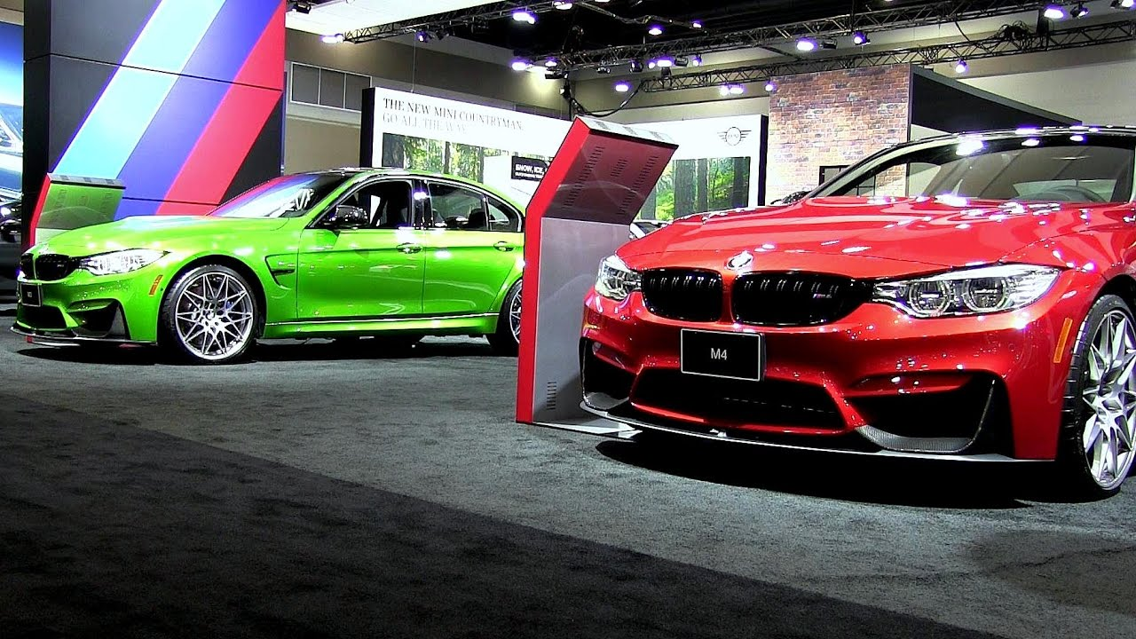 New BMW M Line ,2017 Models M2,m3,m4,m6,new