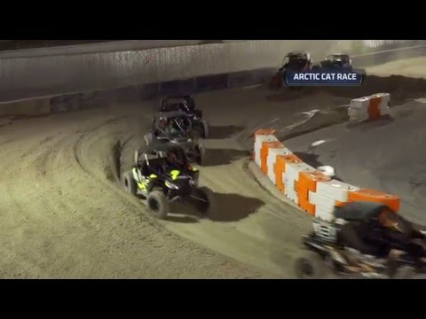 2015 Arctic Cat Wildcat X Race – Las Vegas
