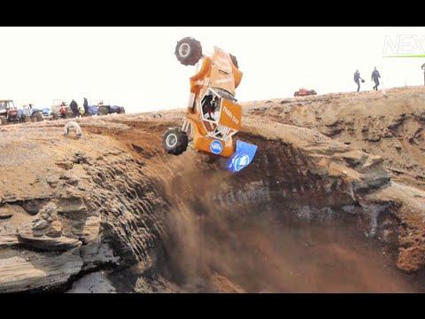 Insane Vertical Hill Climb in Iceland – Formula Offroad Hella 2015!