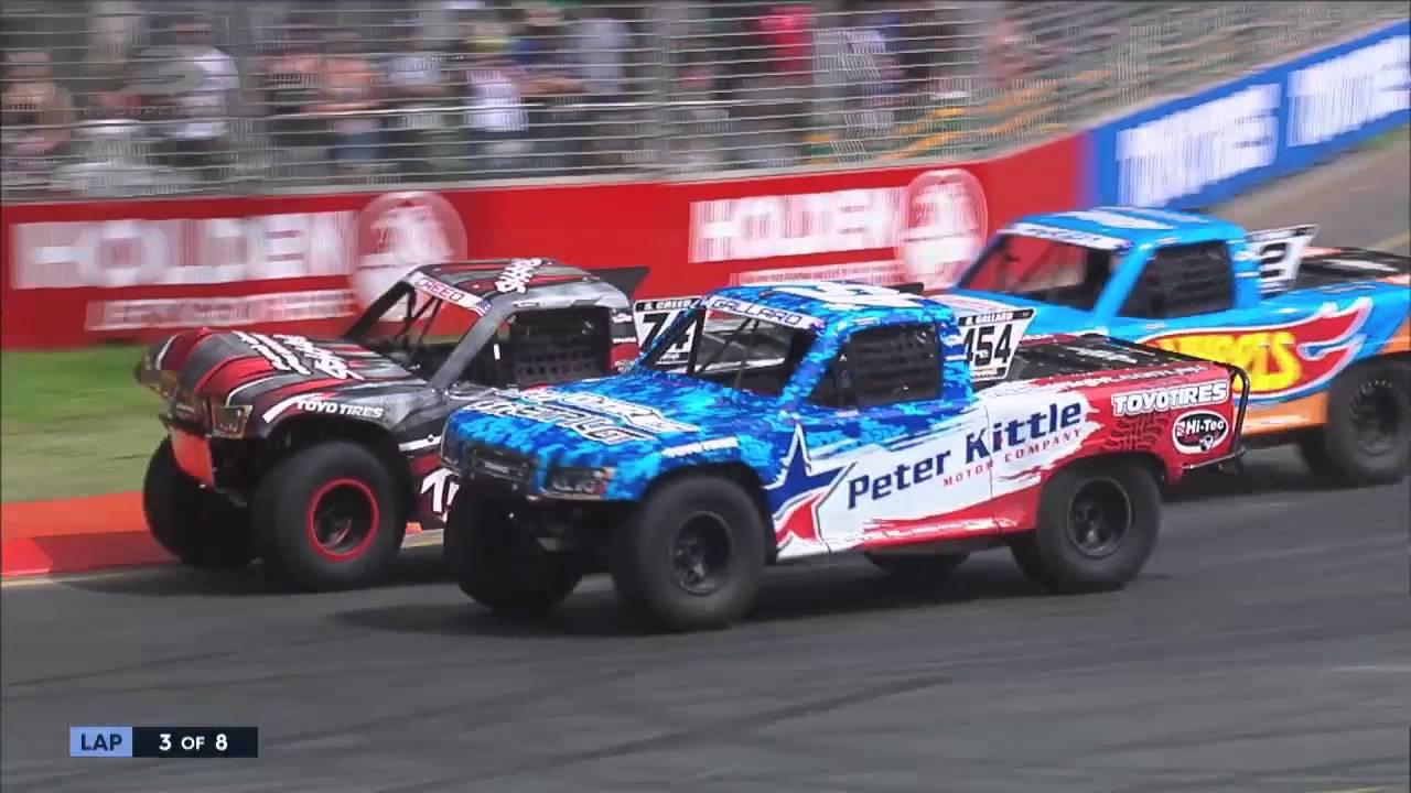 2015 Stadium SUPER Trucks Clipsal 500 Race #1