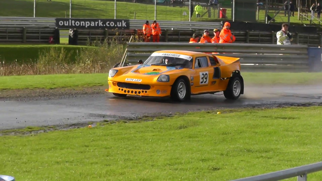 Neil Howard Stages Rally – Oulton Park – 5th November 2016