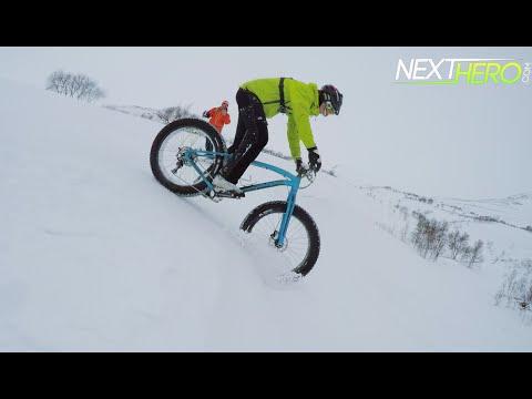 FATBIKE 2015 – Mountain biking on snow!
