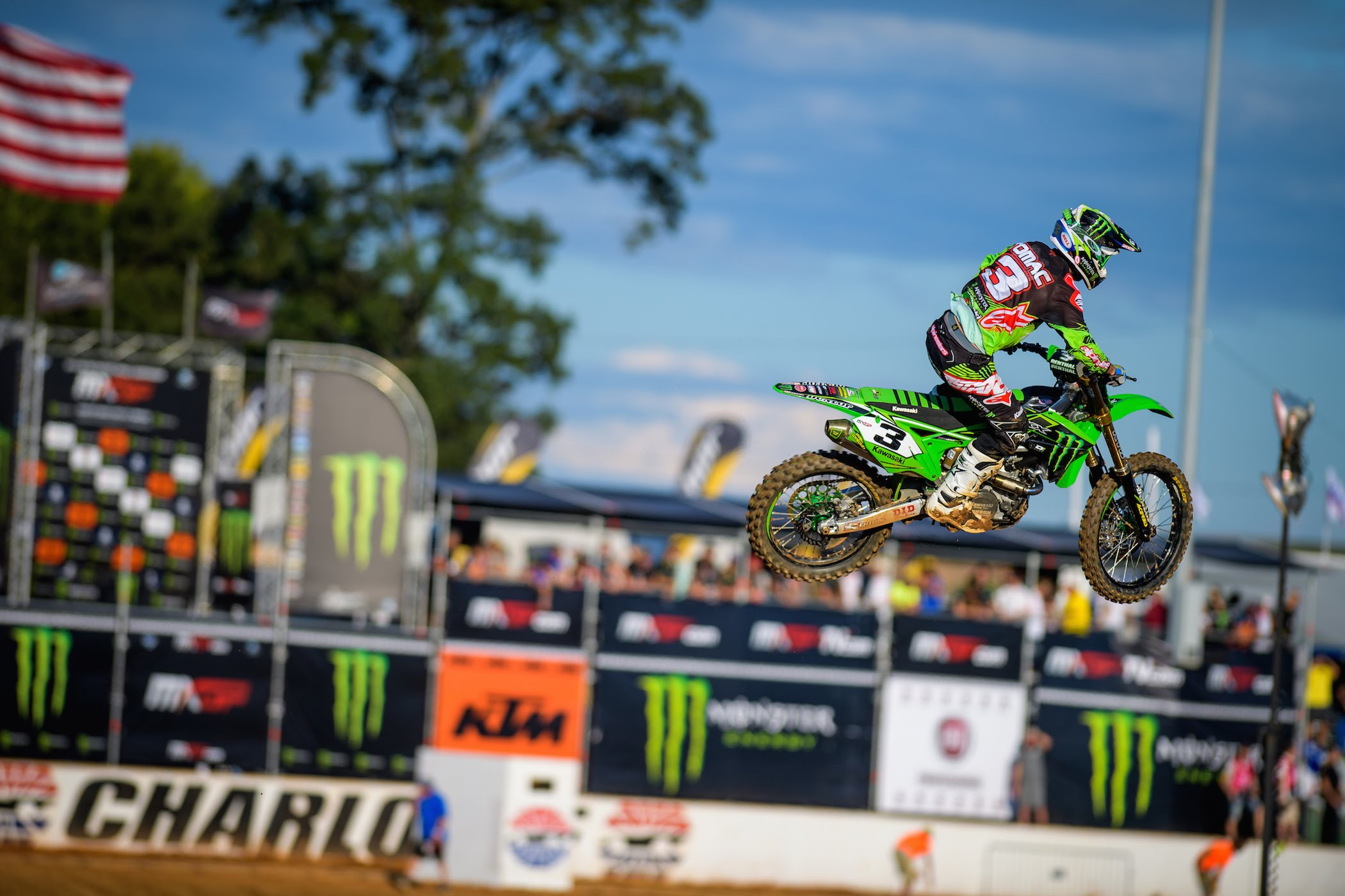 Dirt Shark: 2016 Monster Energy MXGP Charlotte