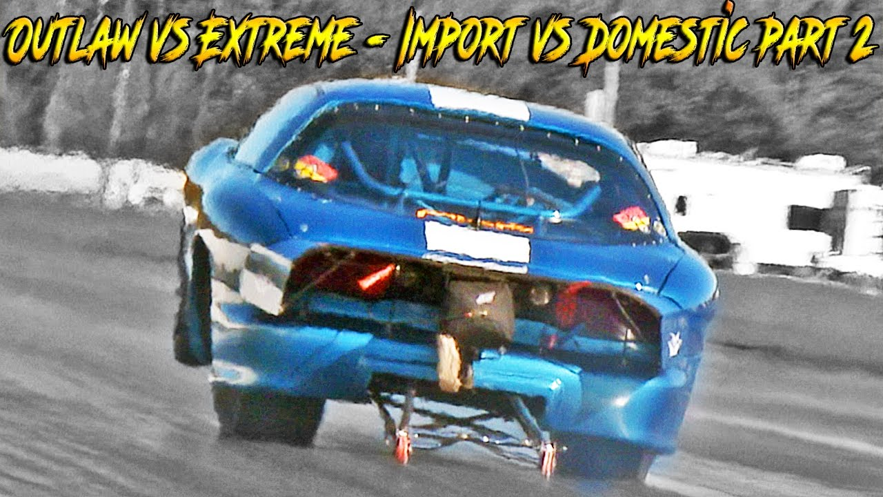 WCF – IMPORT VS DOMESTIC – OUTLAW VS EXTREME PART 2 OF 2!