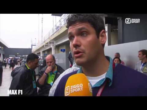 Braziliaanse journalist: 'Staande ovatie Max, hij lijkt op Senna'