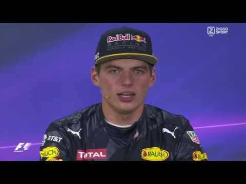Max Verstappen met rijstijl van Senna naar briljante derde plaats