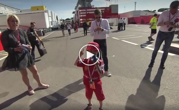 F1 Spain 2017 – Let's Give The Microphone To The Man Of The Day