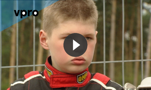 Karting With Max Verstappen in 2009