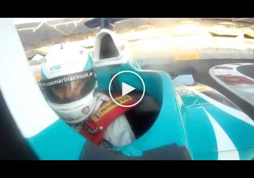 Formula 1 Two Seater On Board Footage! :D