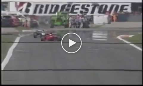 F1 Monza 1998: Michael Schumacher Amazing Overtake on Mika Hakkinen
