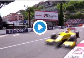 """Monaco 2017 F2 – Engineer To Driver """"Stop Crying And Race"""""""