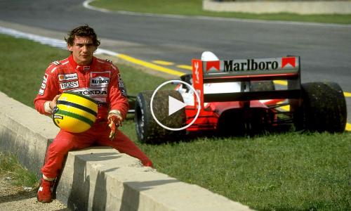 Ayrton Senna Fatal Crash Documentary
