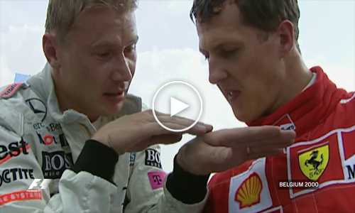 Top 10 Overtakes of F1 History