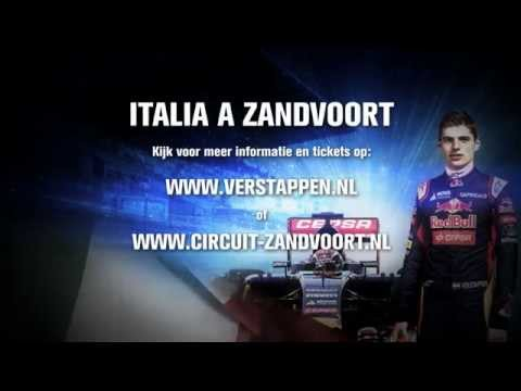 Wil jij 't Formule 1-debuut van Max Verstappen en Toro Rosso op Zandvoort meemaken?