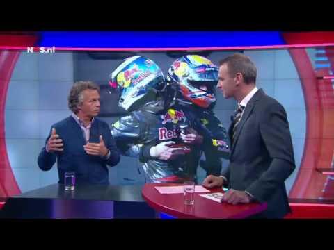 Lammers ziet wederzijds respect tussen Max Verstappen en Ricciardo