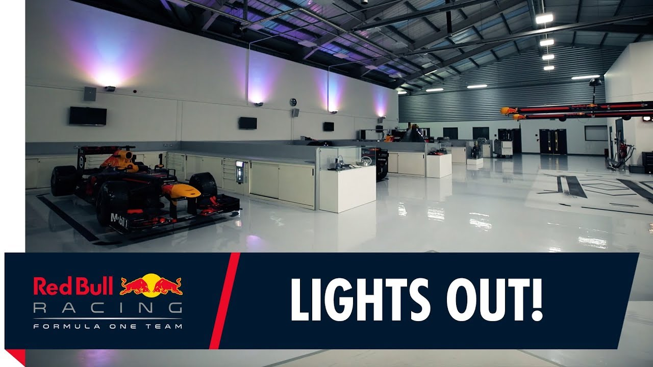 Last one to leave, please turn the lights out! F1 shuts down for the
