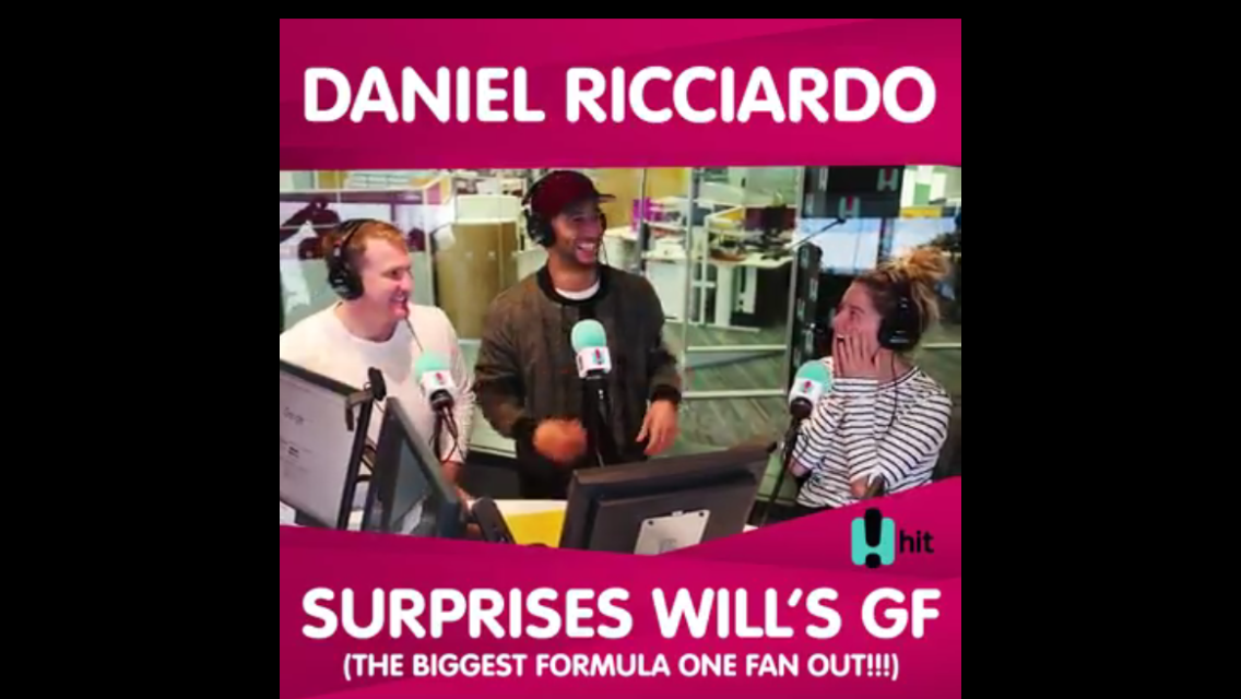 Daniel Ricciardo Surprises Max Verstappen Fan Who Is Angry With Ricciardo :D