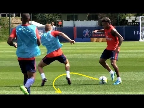 NEYMAR First GOALS & SKILLS for PSG – Disappointment or Hope?