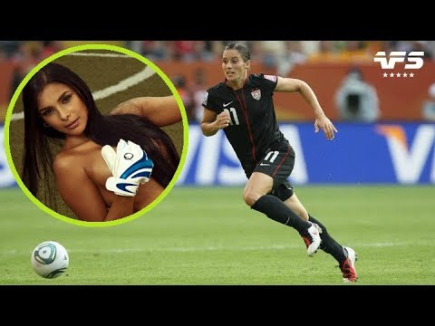 Top 10 Most Beautiful Female Footballers – 🔥🔥🔥 VERY HOT
