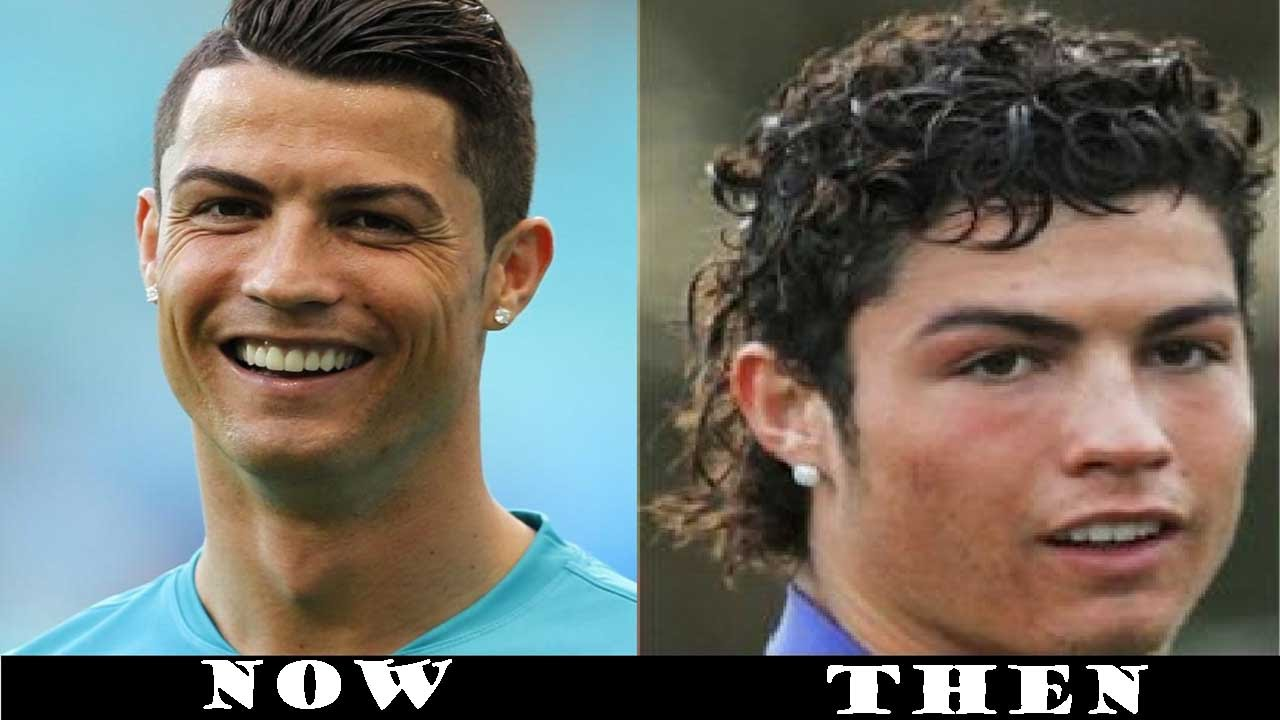 Footballers – Then and Now!